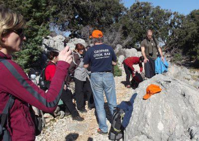 Geopark Rab u službi razvoja geoturizma 08